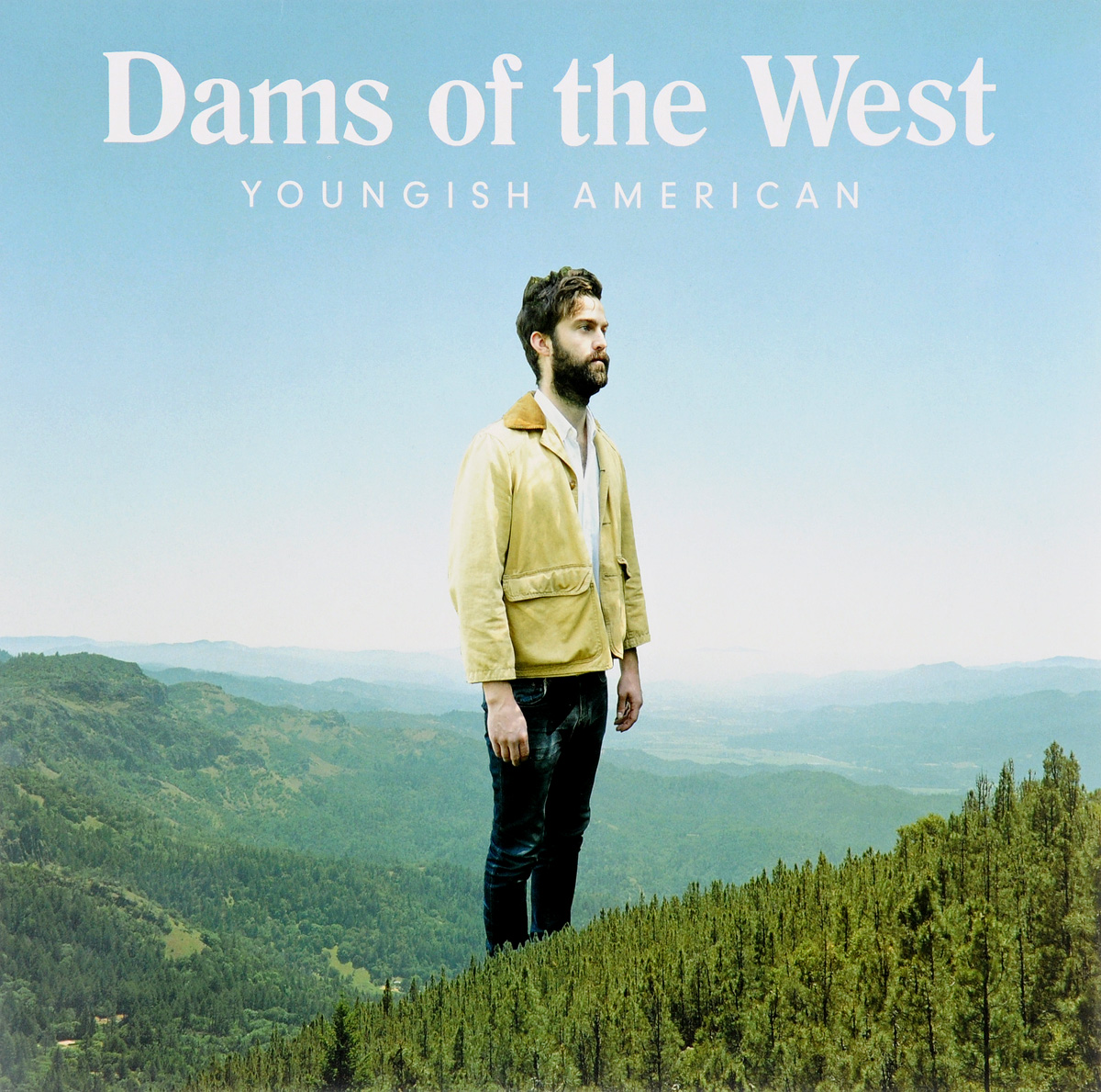 Dams Of The West Dams Of The West. Youngish American (LP) dams of the west dams of the west youngish american