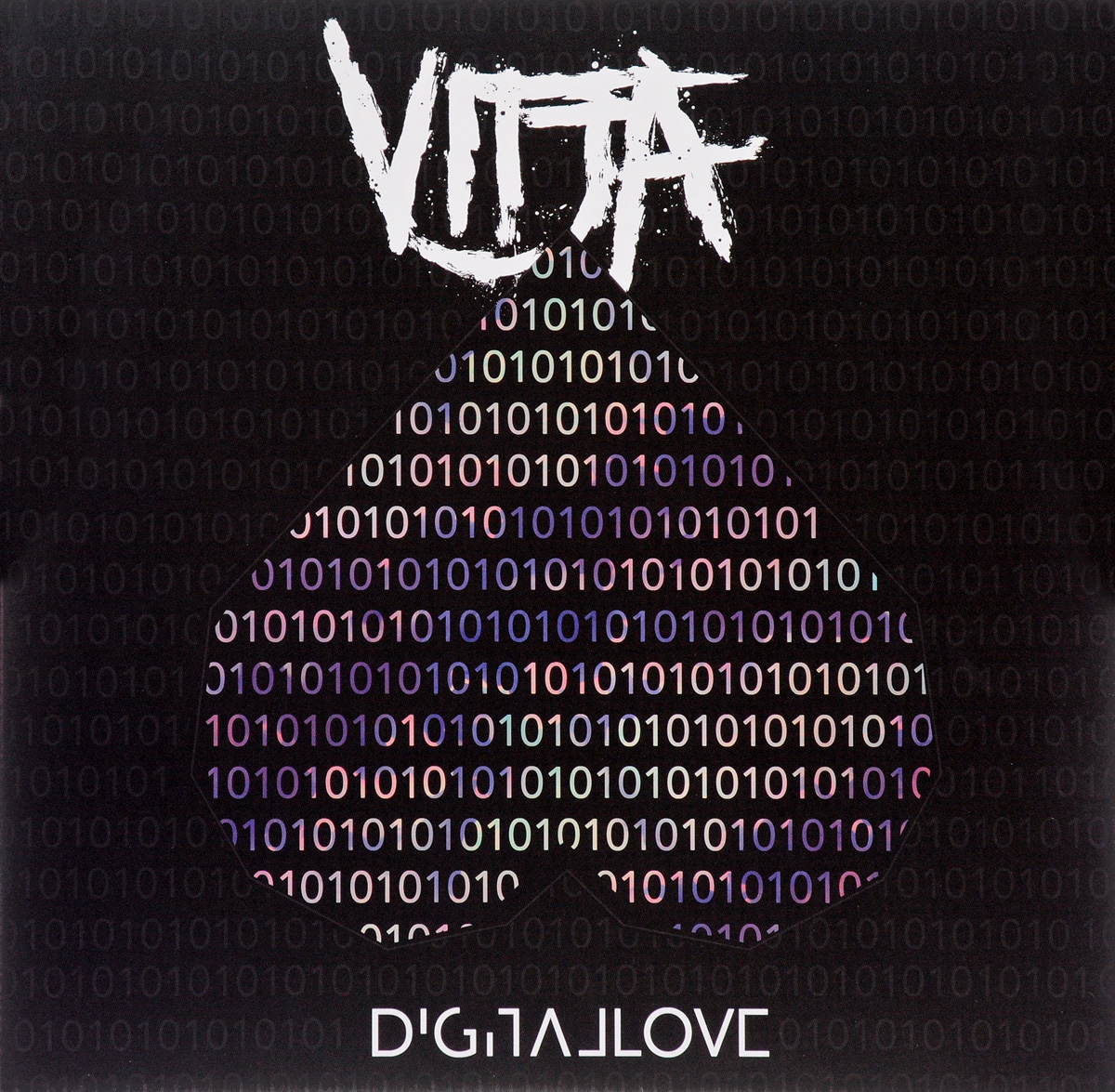 Фото - Vitja Vitja. Digital Love (LP + CD) 200pcs lot cd4011be cd4011 cd4011b quad 2 input nor gate dip 14 cd digital ic