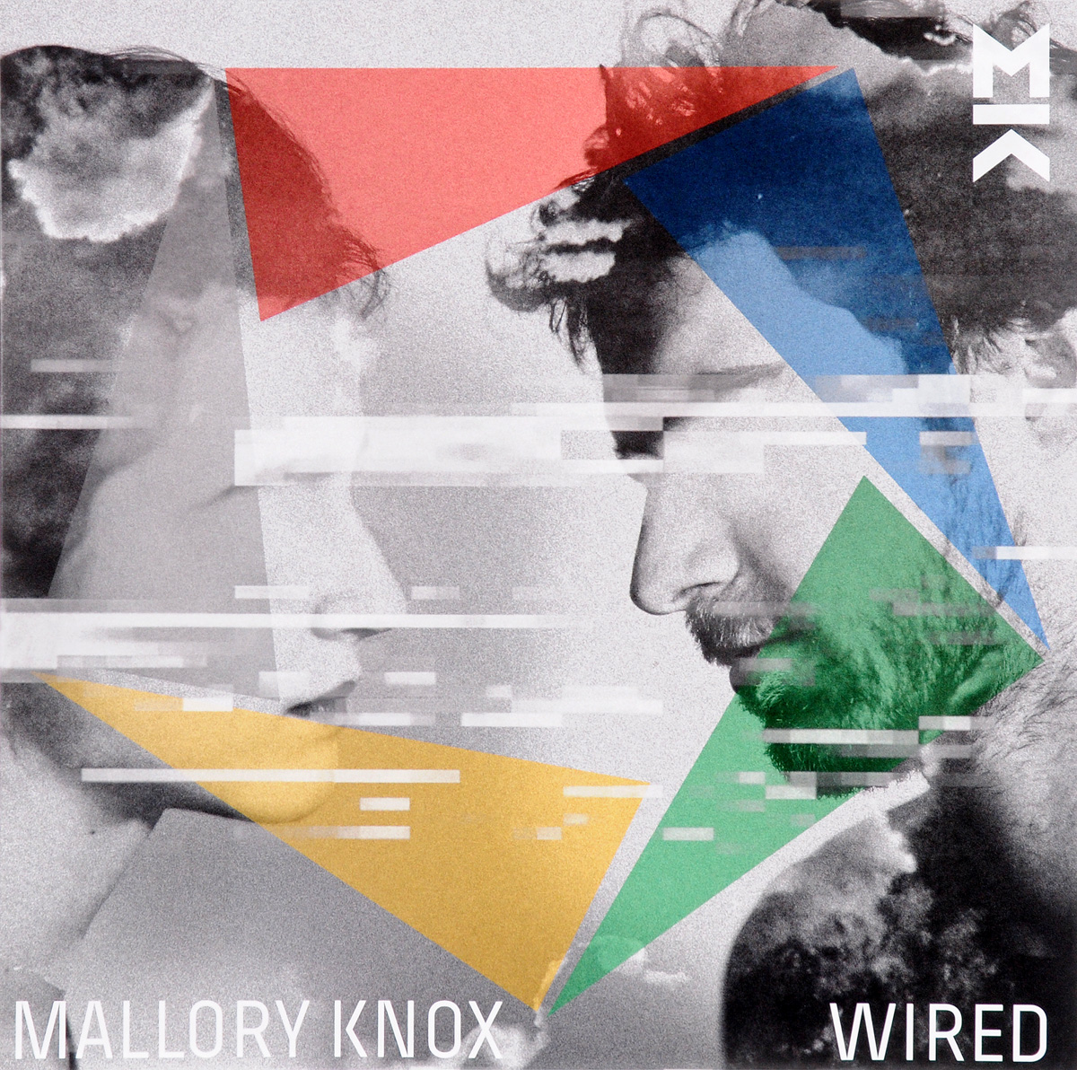 Mallory Knox Knox. Wired (LP)