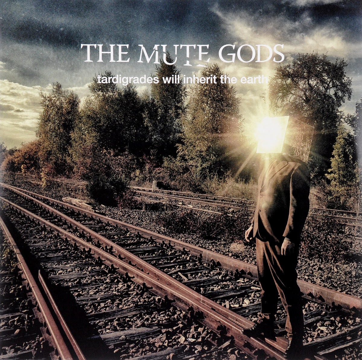 The Mute Gods The Mute Gods. Tardigrades Will Inherit The Earth. Special Edition (2 LP + CD) smale h sunny side up geek girl special book 2