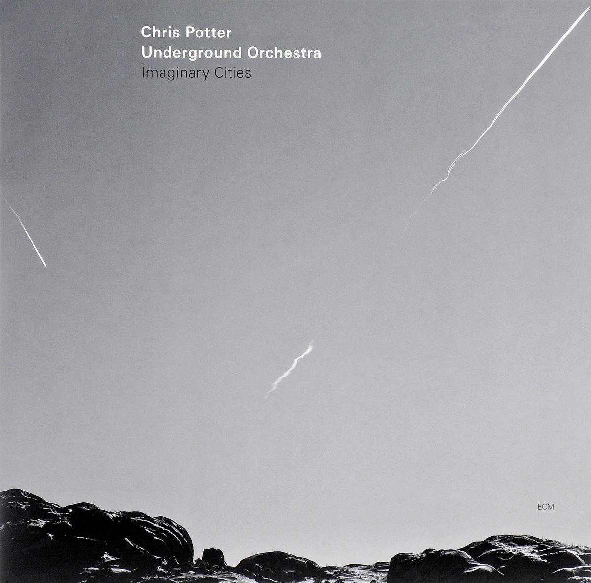 Крис Поттер,Underground Orchestra Chris Potter, Underground Orchestra. Imaginary Cities (2 LP) би 2 – prague metropolitan symphonic orchestra vol 2 cd