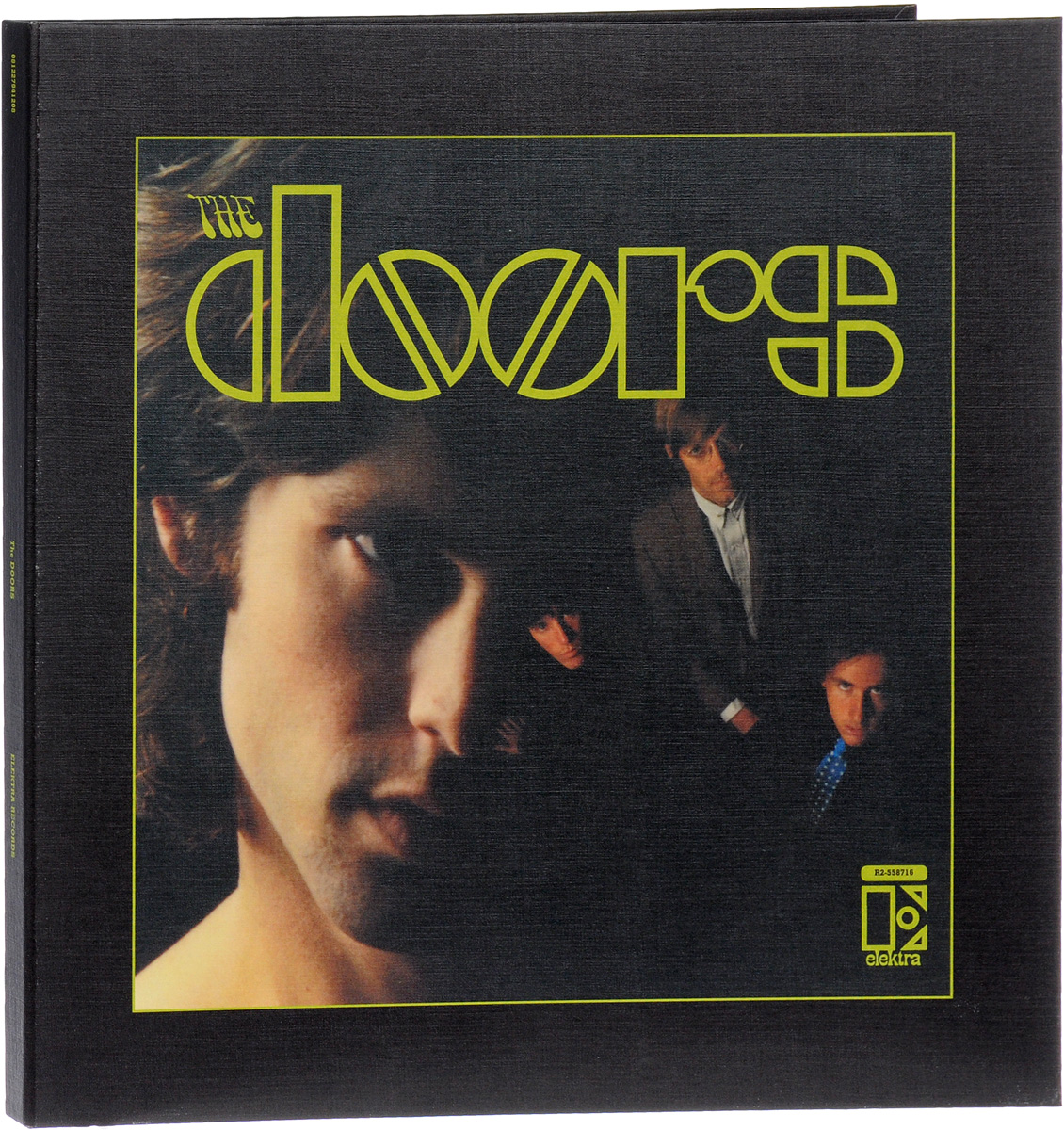 The Doors The Doors. The Doors. 50th Anniversary Deluxe Edition (3 CD + LP) the doors the doors live in boston 1970 3 cd