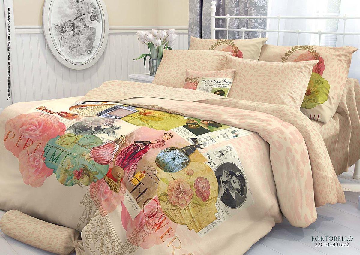 """Комплект белья Verossa """"Portobello"""", 1,5-спальный, наволочки 70х70"""