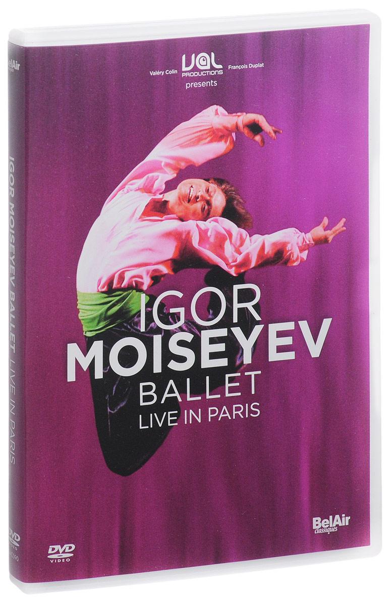 Igor Moisseiev Ballet: Live In Paris недорго, оригинальная цена
