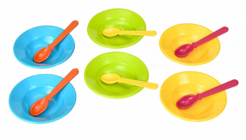 РосИгрушка Игрушечный набор посуды На первое ecoiffier игрушечный набор сушилка для посуды