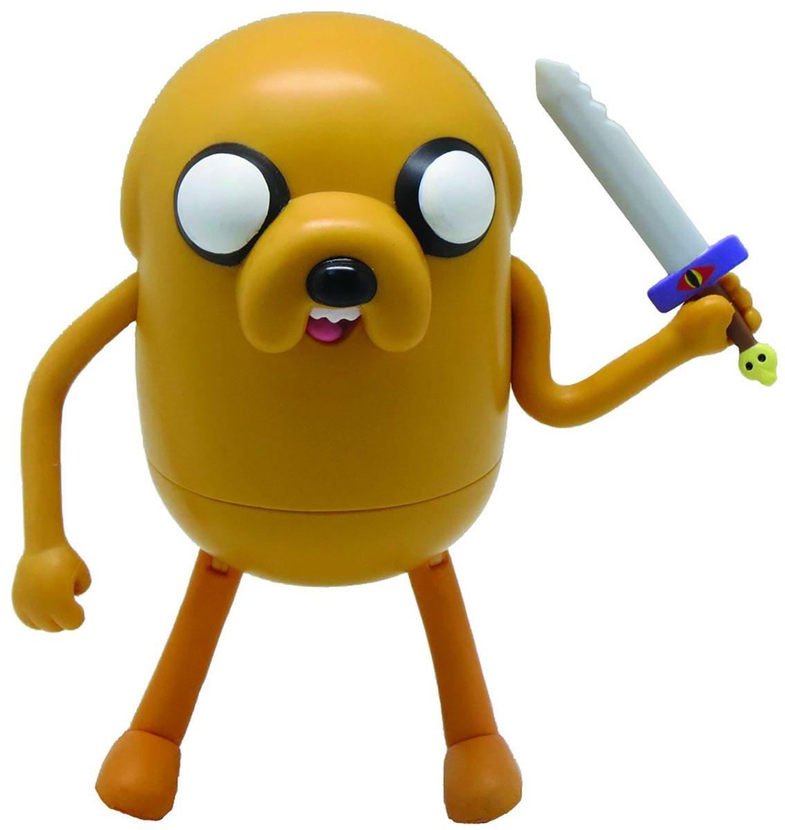 Adventure Time Фигурка Jake with Sword фигурка scalers adventure time finn 5 см