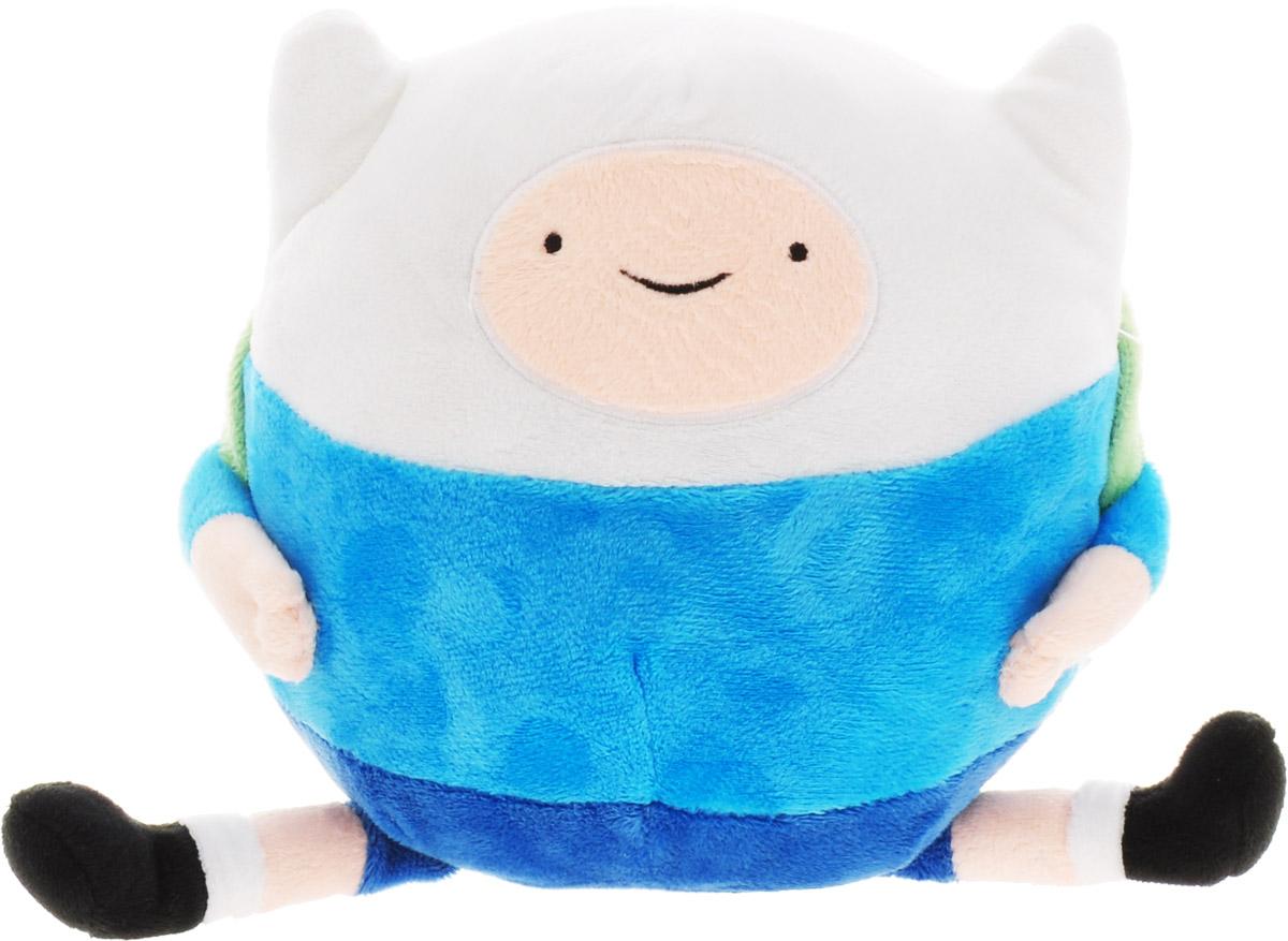 Adventure Time Мягкая игрушка Finn шарик 18 см фигурка scalers adventure time finn 5 см