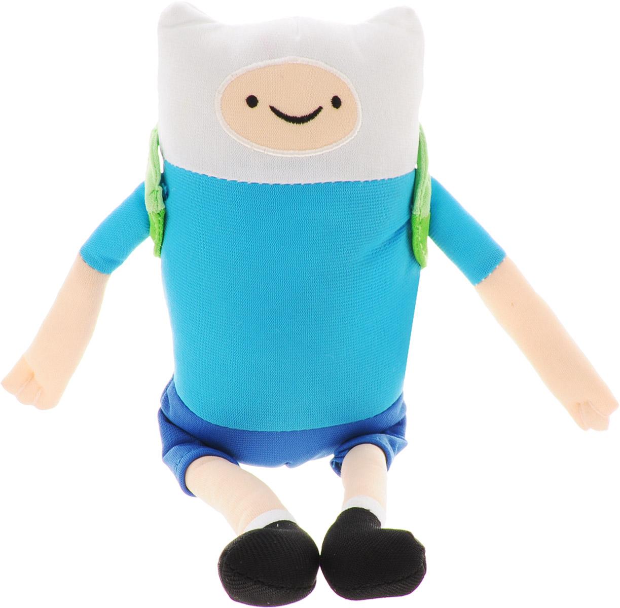 купить Adventure Time Мягкая игрушка Finn 15 см по цене 595 рублей