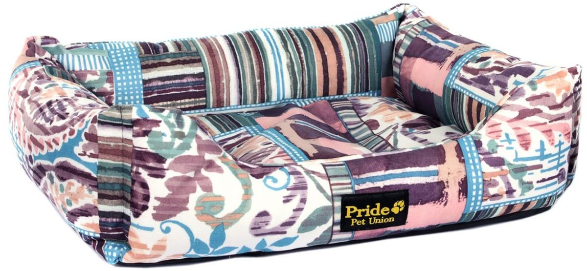Лежак для животных Pride Дюна, 70 х 60 х 23 см