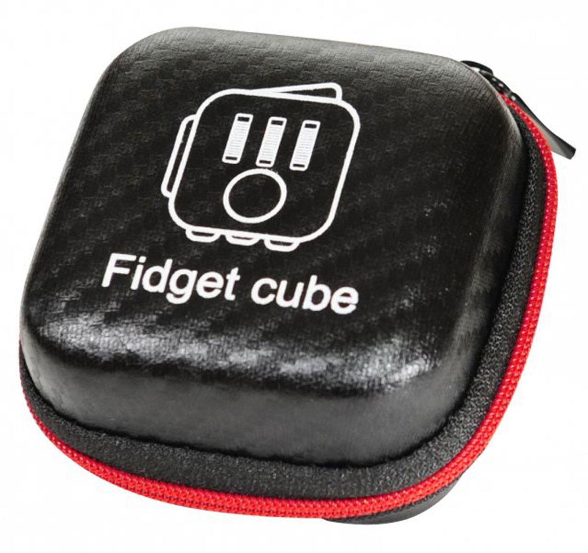 Fidget Cube Футляр для игрушки-антистресс игрушка антистресс fidget cube белый 6125