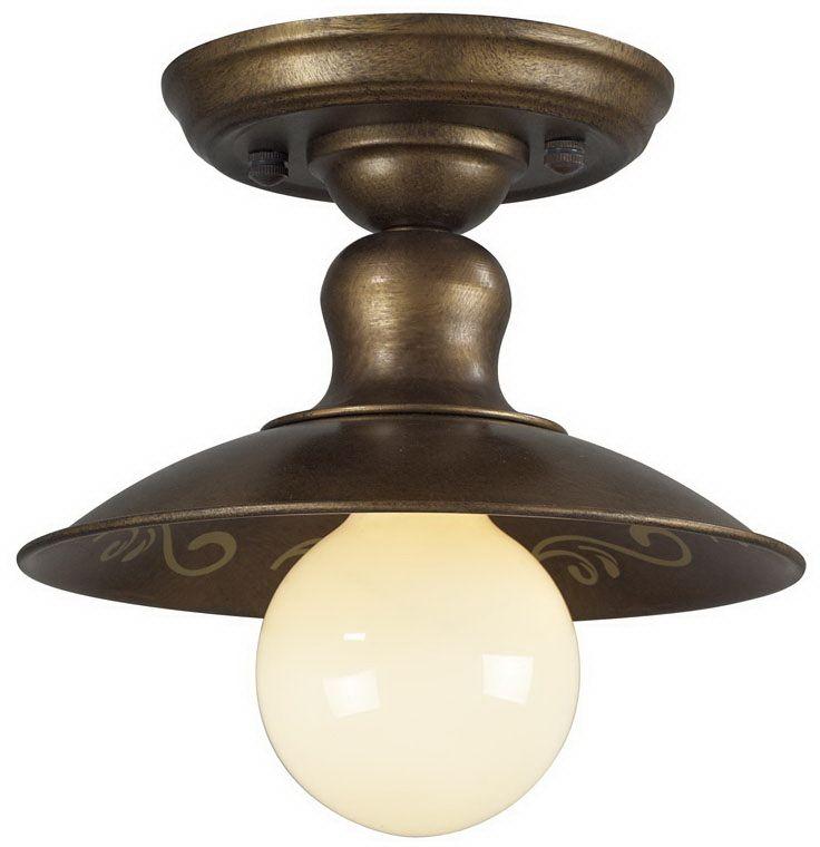 Светильник потолочный Favourite Magrib, 1 х E27, 60W. 1214-1U потолочный светильник favourite 1214 3p1