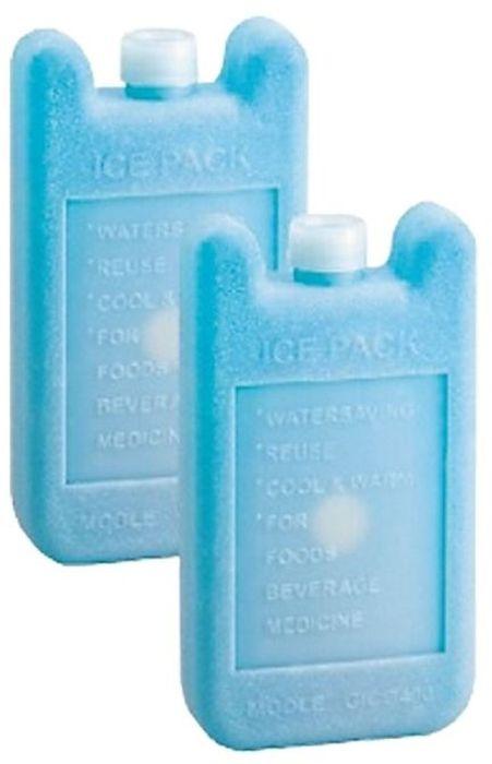Аккумулятор холода Tramp, цвет: голубой, 400 мл. TRA-207 аккумулятор холода natura slim цвет белый 400 мл