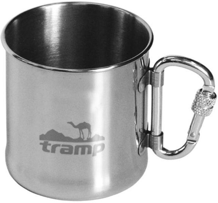 Кружка Tramp, с ручкой-карабином, 0,3 л. TRC-012 tramp trc 031