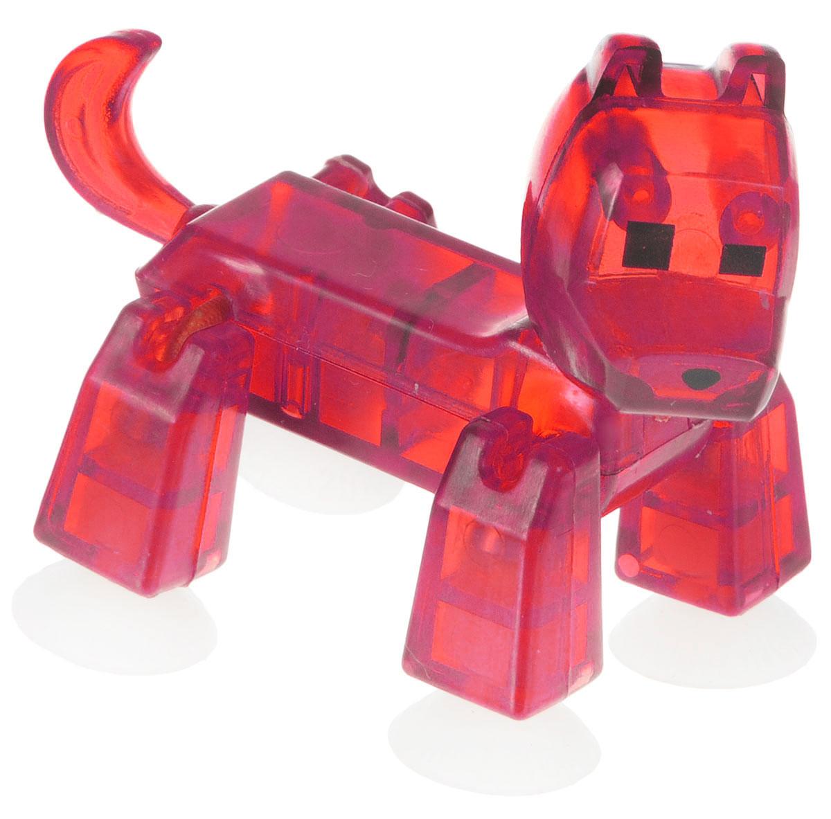 Stikbot Фигурка Питомцы Пес цвет красный stikbot фигурка питомцы бульдог красный