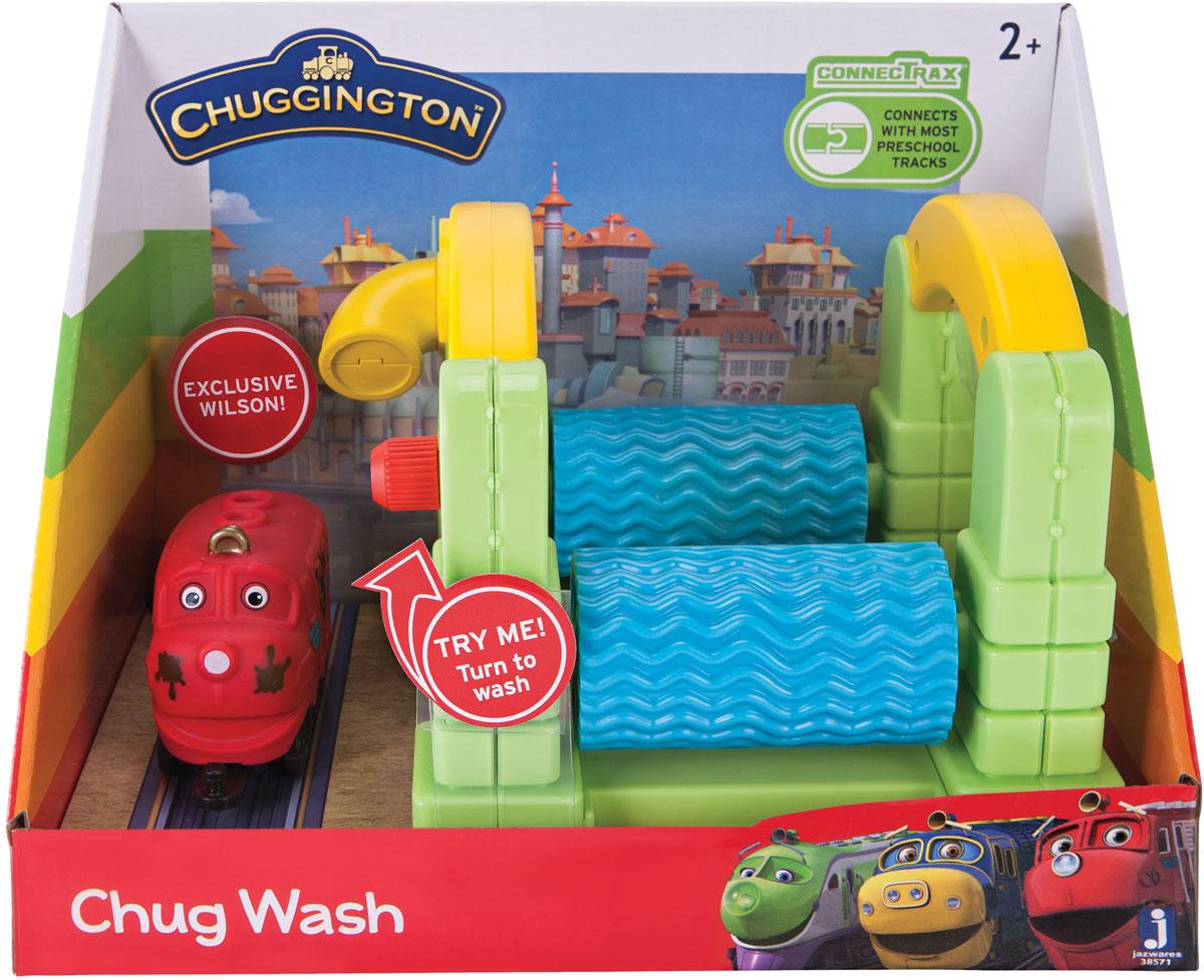 Chuggington Игровой набор Мойка