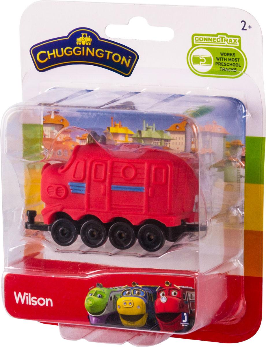 Chuggington Паровоз Уилсон цена