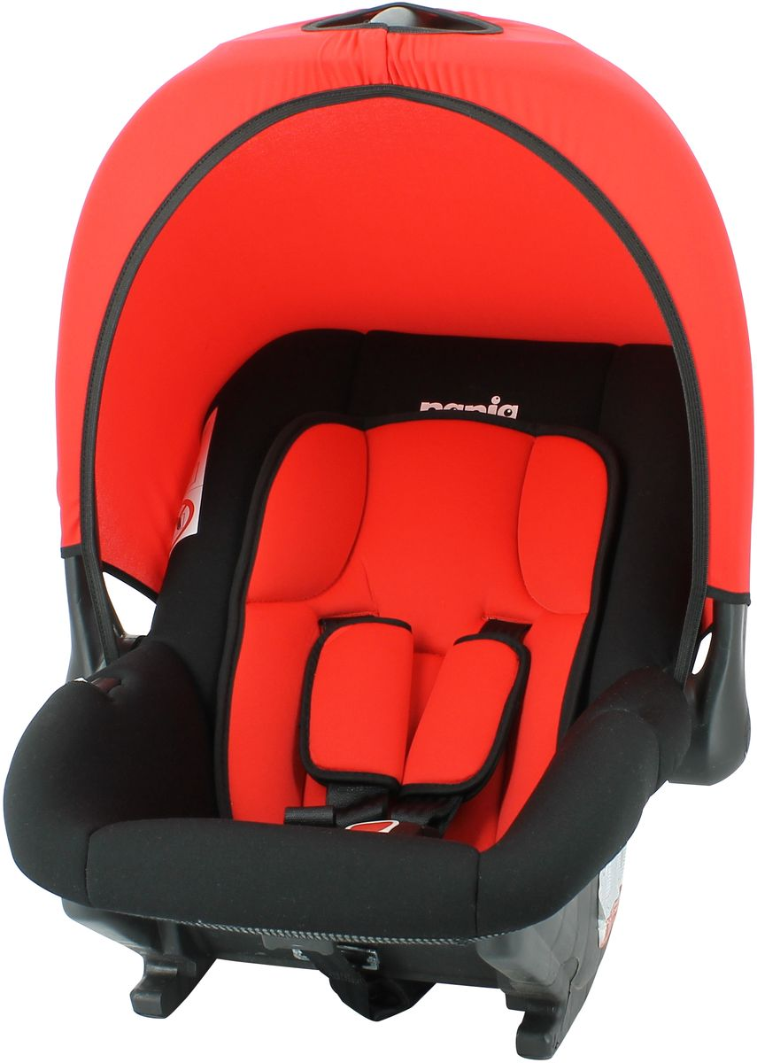 Автокресло Nania Baby Ride Eco от 0 до 13 кг, 377216, red