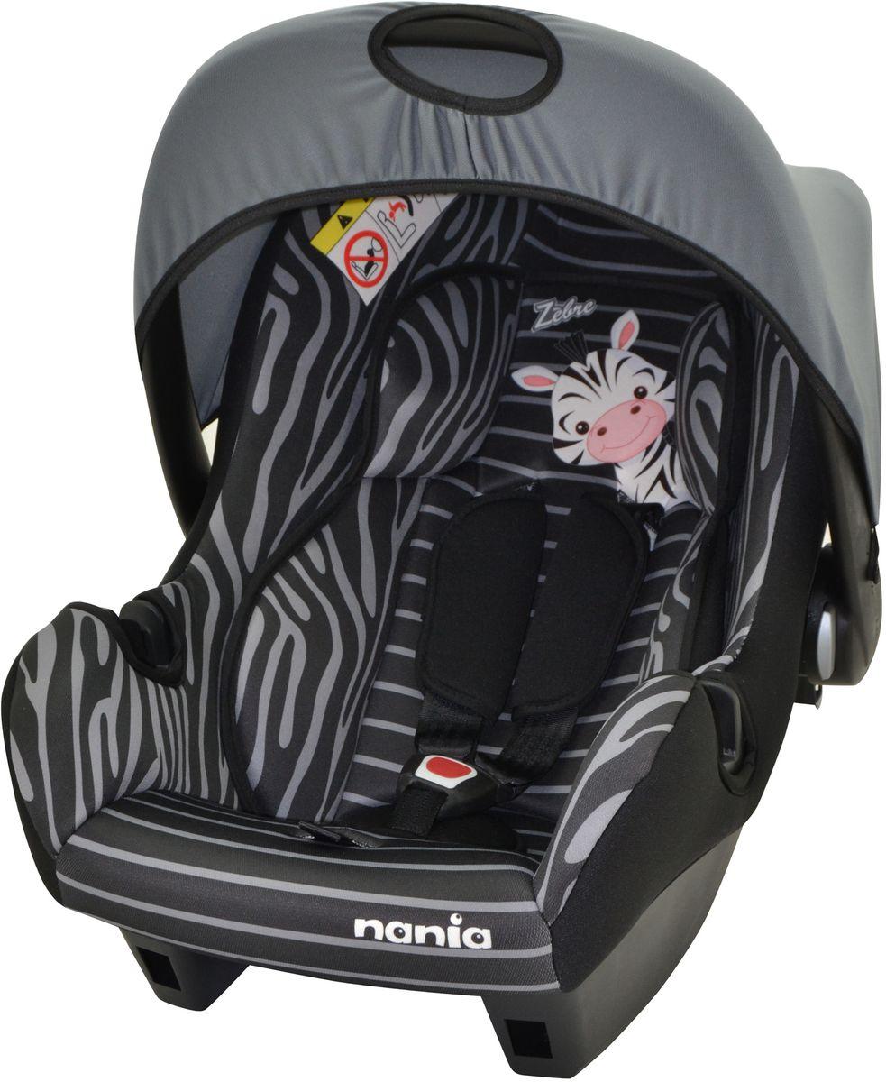 Nania Автокресло Beone SP от 0 до 13 кг цвет zebra автокресло stm starlight sp chilli