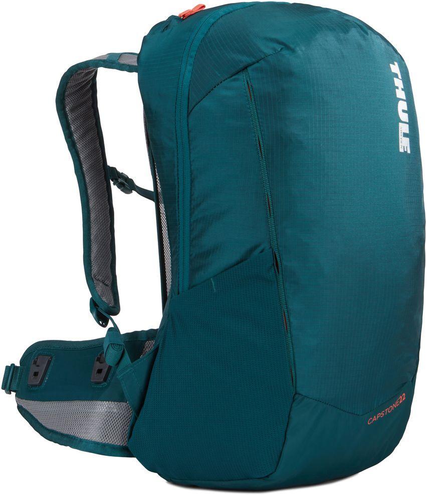 Рюкзак туристический женский Thule Capstone, цвет: темно-бирюзовый, 22 л. Размер XS/S