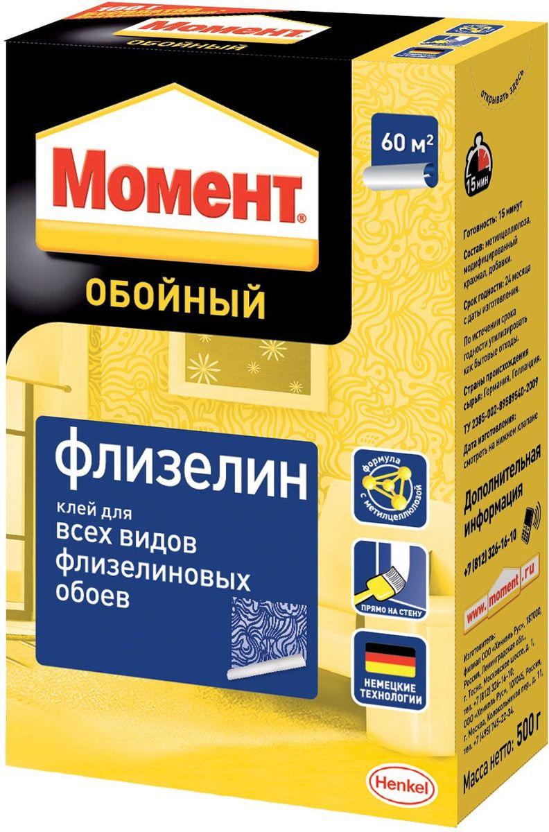 """<b>Клей обойный Момент</b> """"Флизелин"""", 500 г — купить в интернет ..."""