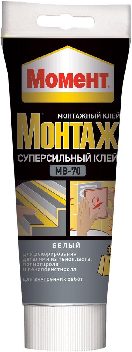 Клей Момент Монтаж. Суперсильный, 250 г клей монтажный момент fix универсал 0 380кг арт б0025177