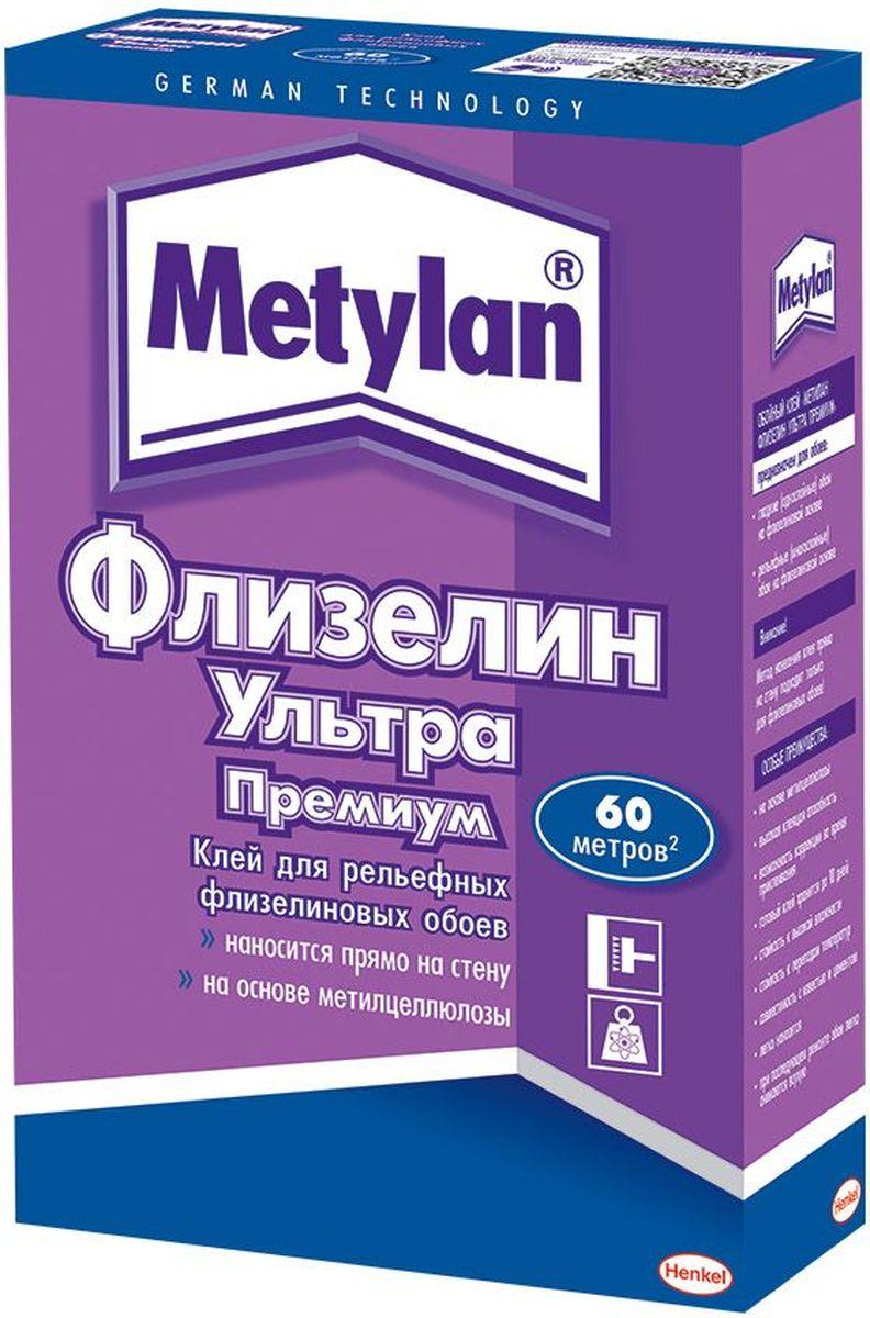 Клей обойный Metylan Флизелин Ультра Премиум, 500 г клей обойный metylan флизелин экспресс премиум 285 г