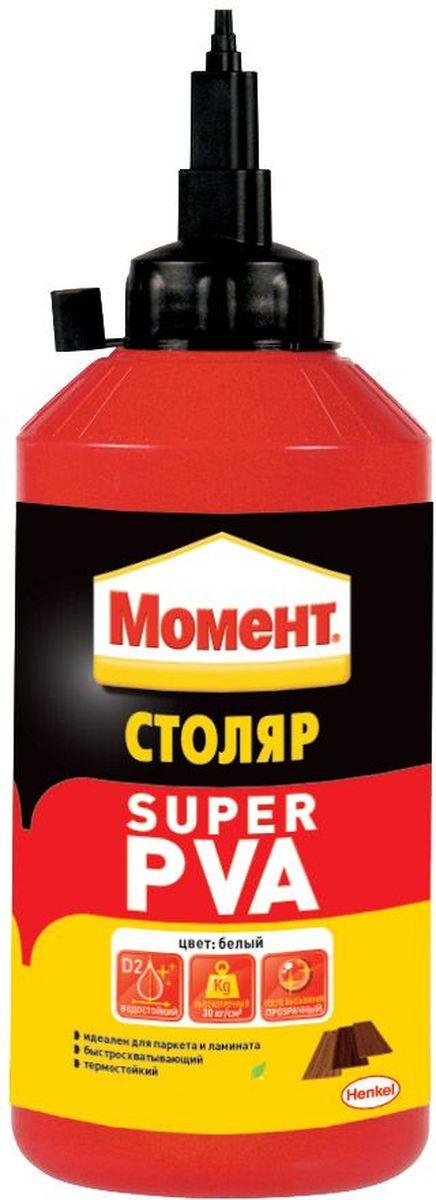 Клей Момент Super PVA, 750 г клей момент super pva 250 г