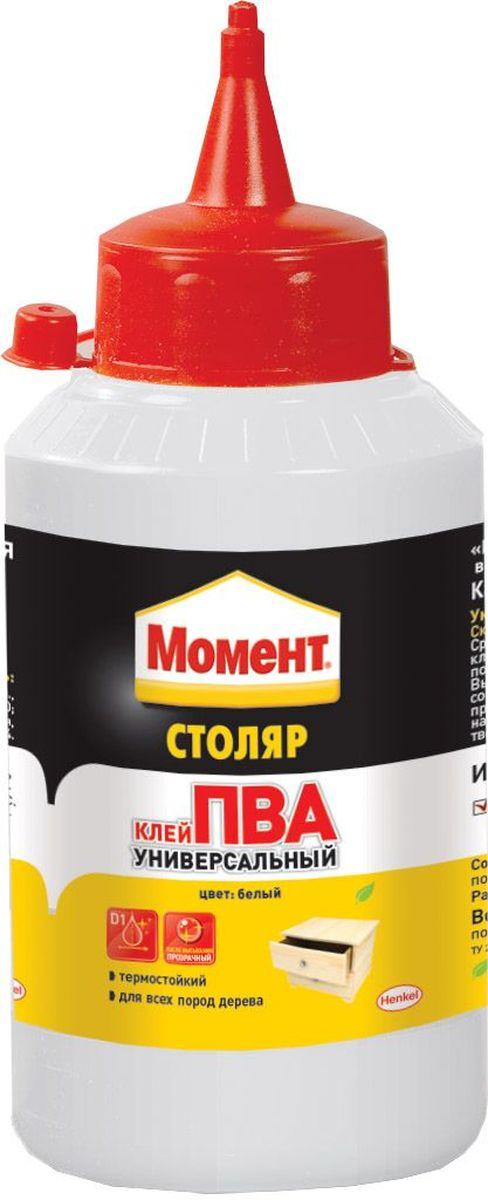 Клей Момент Stolyar Pva Glue Uni, 250 г клей момент super pva 250 г