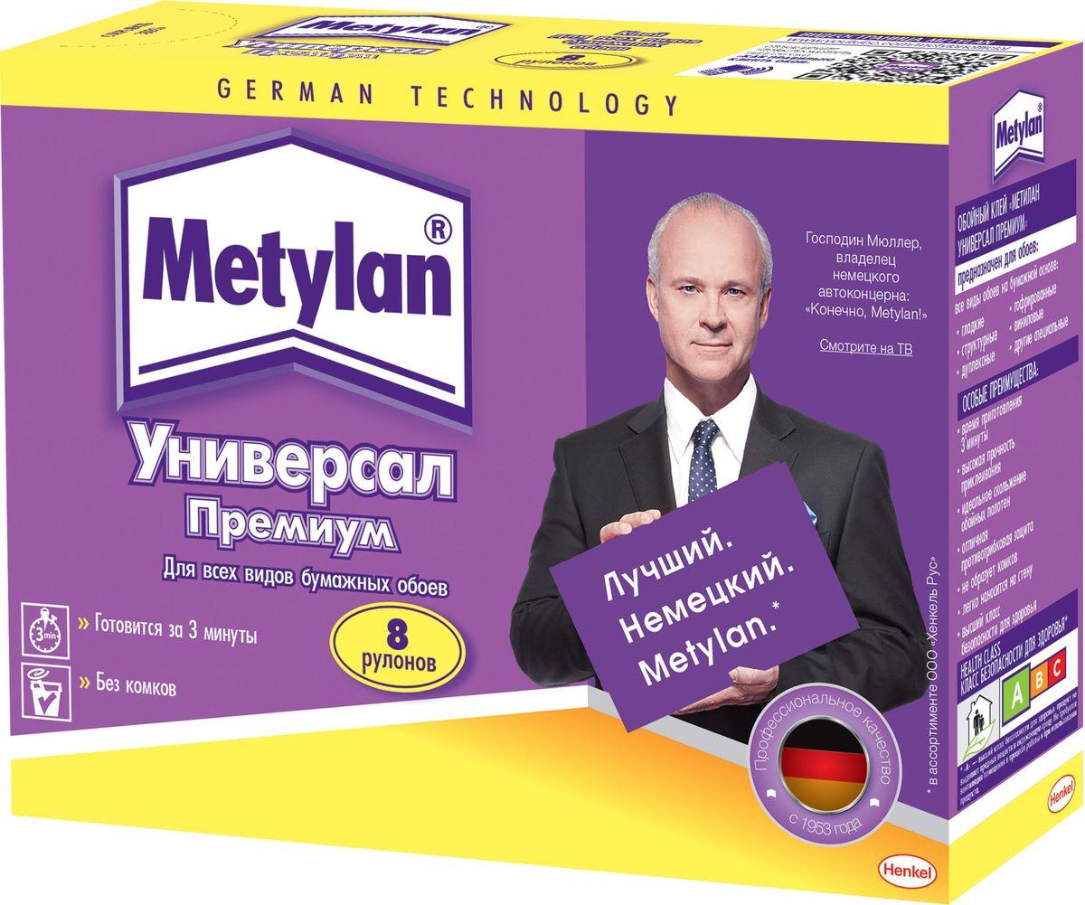 Клей обойный Metylan Универсал Премиум, 170 г клей обойный metylan флизелин экспресс премиум 285 г
