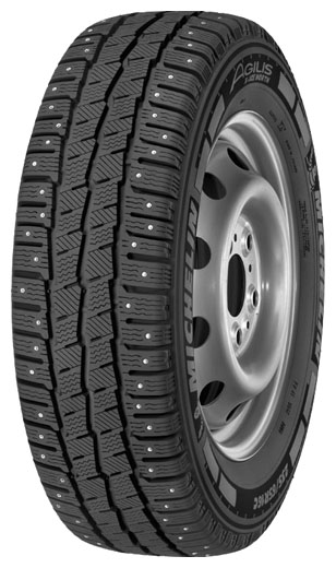 Шины 225/70 R15 Michelin Agilis X-Ice North 112/110R