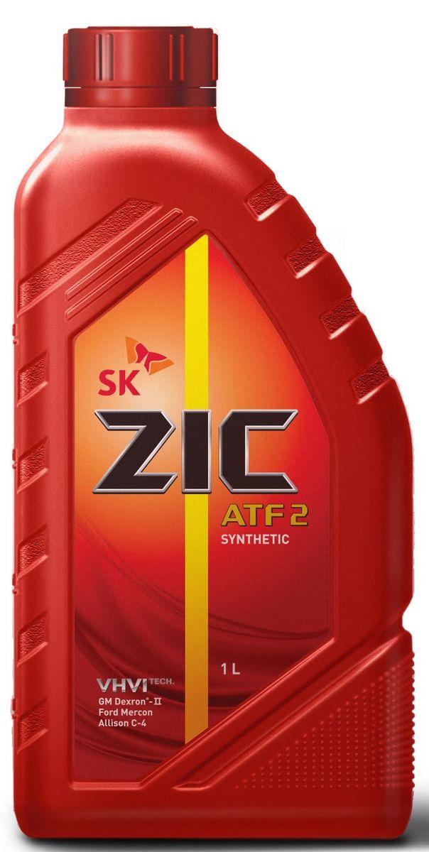Масло трансмиссионное ZIС ATF 2, 1 л. 132623 масло трансмиссионное ziс atf multi ht 1 л 132664