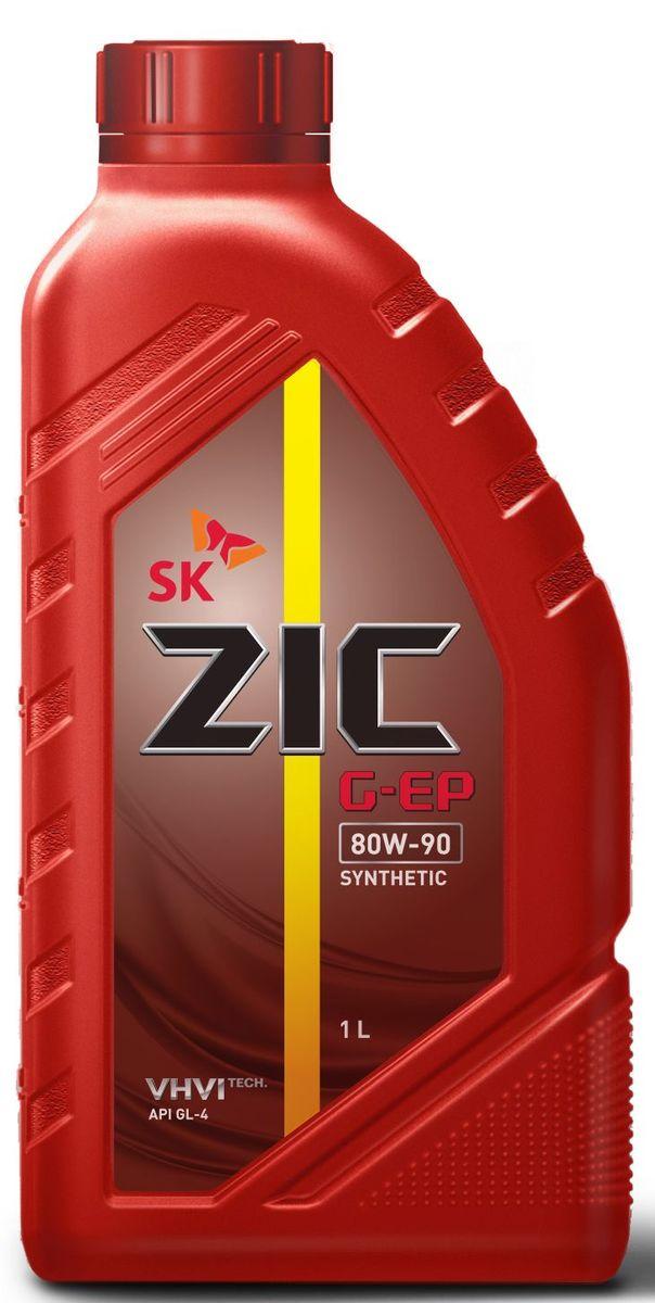 Масло трансмиссионное ZIС G-EP,классвязкости80W-90,APIGL-4, 1 л цена
