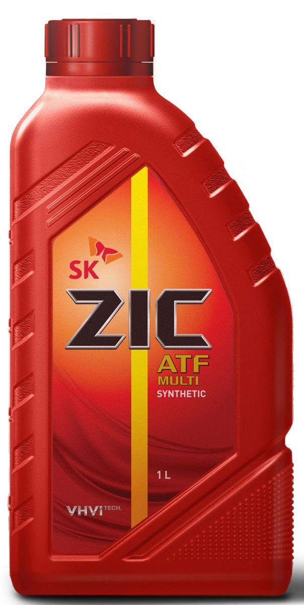 Масло трансмиссионное ZIС ATF Multi, 1 л. 132628 масло трансмиссионное ziс atf multi ht 1 л 132664