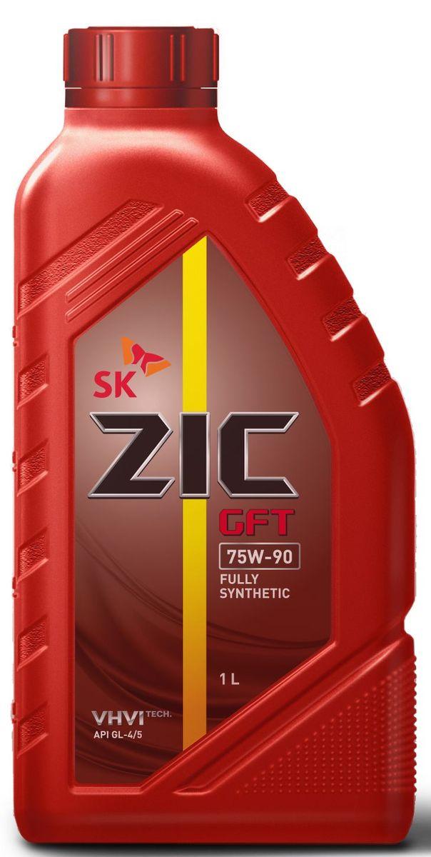 Масло трансмиссионное ZIС GFT,классвязкости75W-90,APIGL-4/5, 1 л. 132629 цена