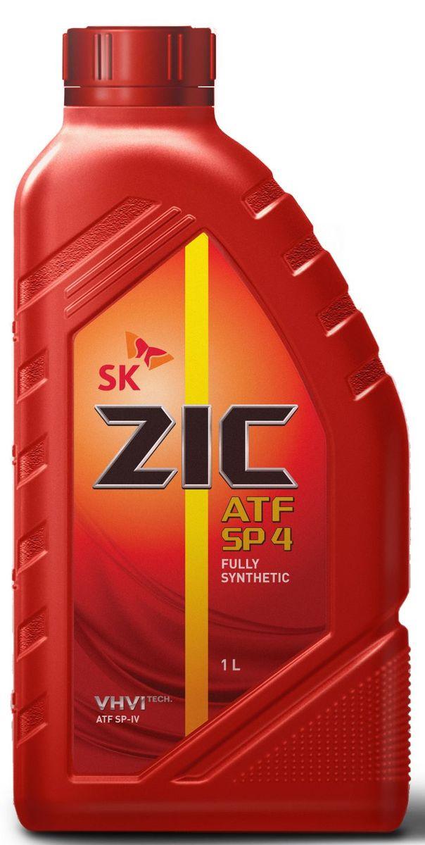 Масло трансмиссионное ZIС ATF SP 4, 1 л. 132646 масло трансмиссионное ziс atf multi ht 1 л 132664