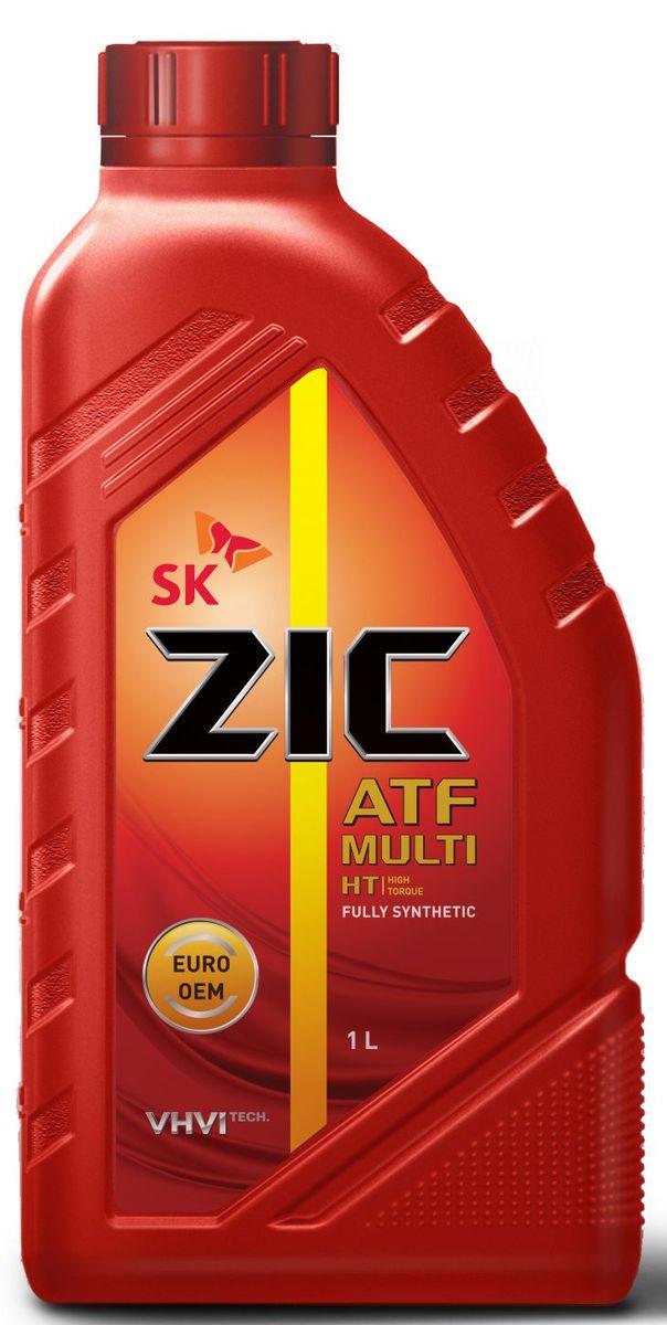 Масло трансмиссионное ZIС ATF Multi HT, 1 л. 132664 масло трансмиссионное ziс atf multi ht 1 л 132664
