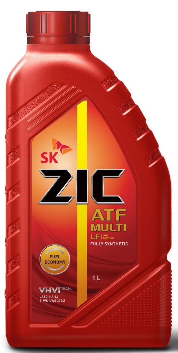 Масло трансмиссионное ZIС ATF Multi LF, 1 л. 132665 масло трансмиссионное ziс atf multi ht 1 л 132664