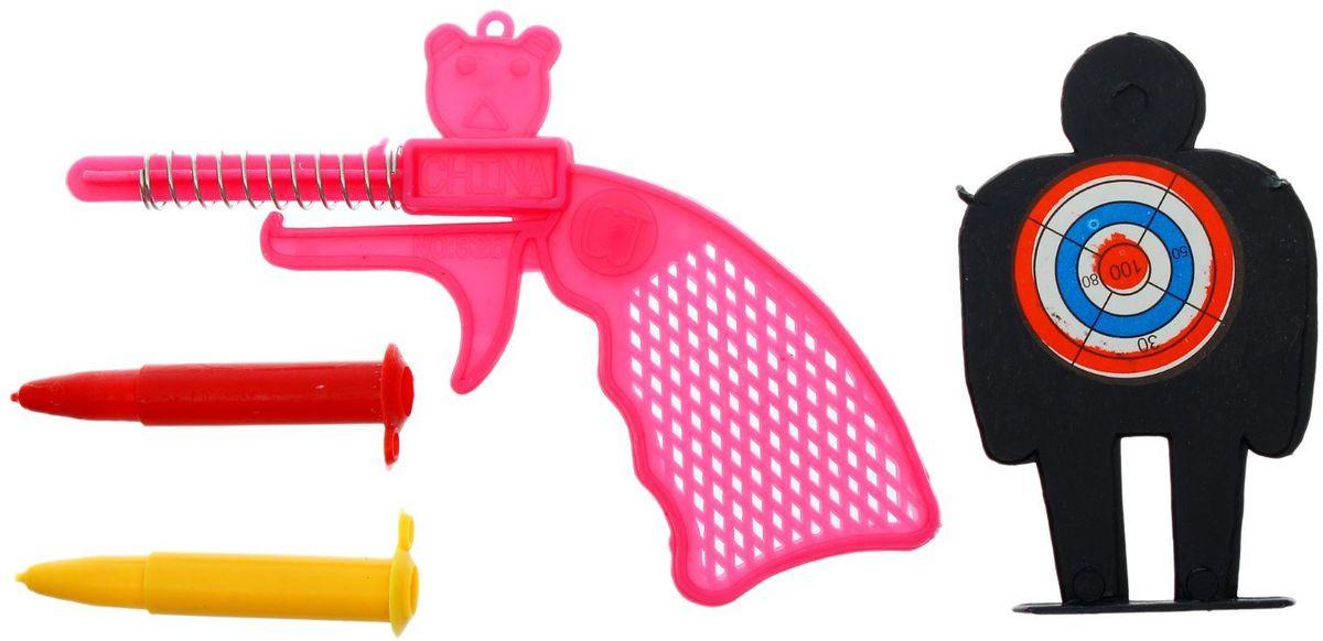 Sima-land Стрелялка Пистолет цвет в ассортименте 1640264 sima land рогатка стрелялка арбалет 331010