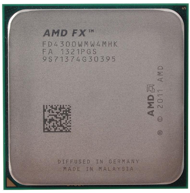 AMD FX-4300 процессор (FD4300WMW4MHK)