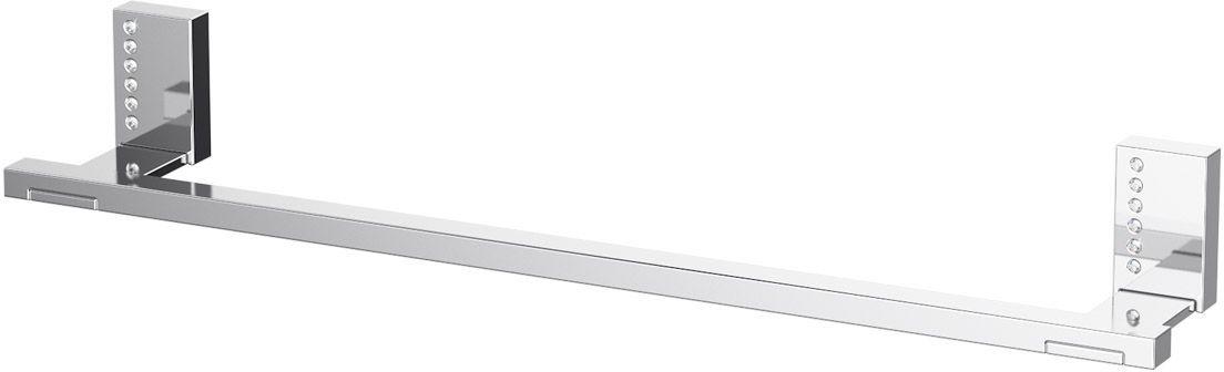 """Держатель полотенец Lineag """"Tiffany Lux"""", 40 см, цвет: хром. TIF 908"""