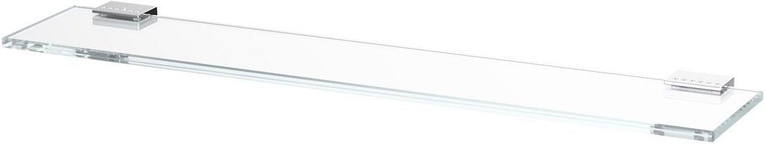 """Полка для ванной Lineag """"Tiffany Lux"""", 60 см, цвет: хром. TIF 911"""