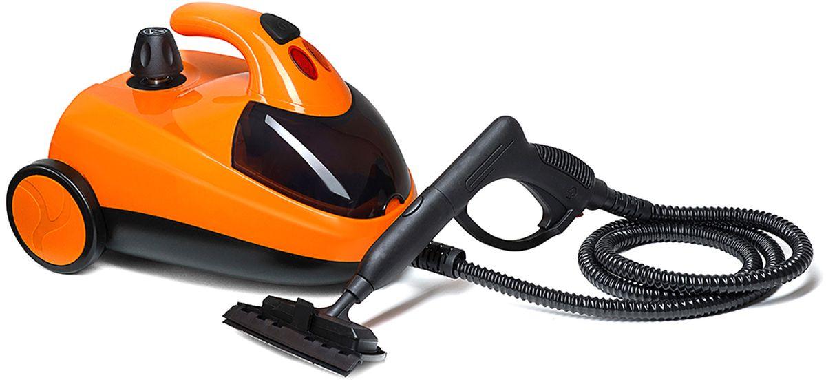 Пароочиститель Kitfort КТ-908-3, Orange