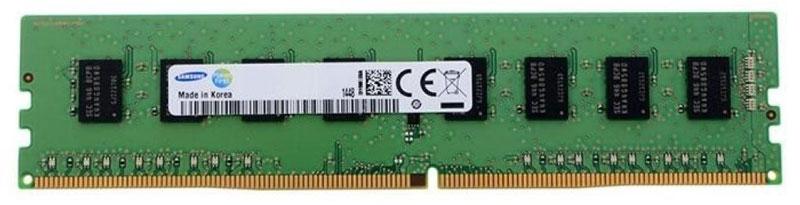 Модуль оперативной памяти Samsung Original DDR4 8GB 2400МГц модуль оперативной памяти crucial single rank ddr4 8gb 2400мгц