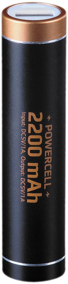 Qumo PowerAid PowerCell внешний аккумулятор, 2200 мАч цена и фото