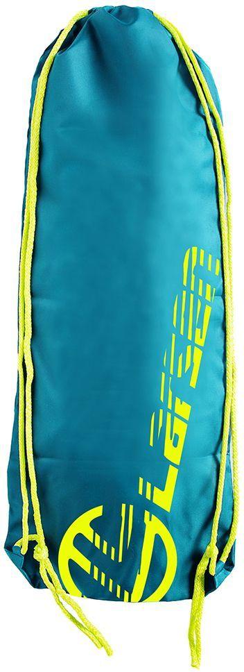 "Сумка для мини-круизера ""Larsen"", цвет: ярко-голубой, 63 х 26 см"