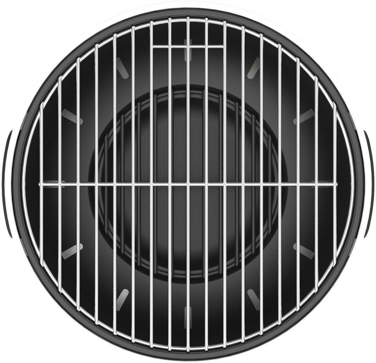Барбекюгриль BergHOFF Studio настольный цвет  черный диаметр 35 см