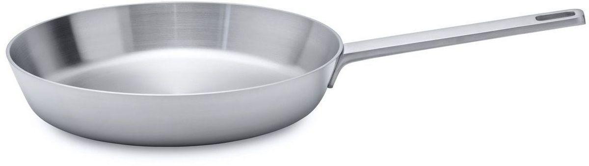 Сковорода BergHOFF Ron, из нержавеющей стали, цвет: стальной. Диаметр 26 см. 3900035
