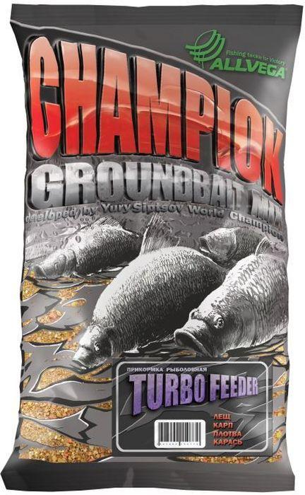 Прикормка Allvega Champion. Turbo Feeder, 1 кг