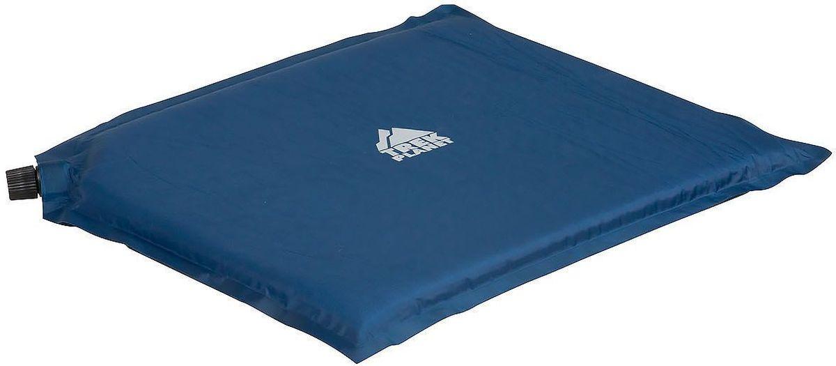 Коврик-сидение TREK PLANET Camping Seat, самонадувающийся, цвет: синий, 40 х 30 х 3 см tonga виброфаллос телесный латекс поясной