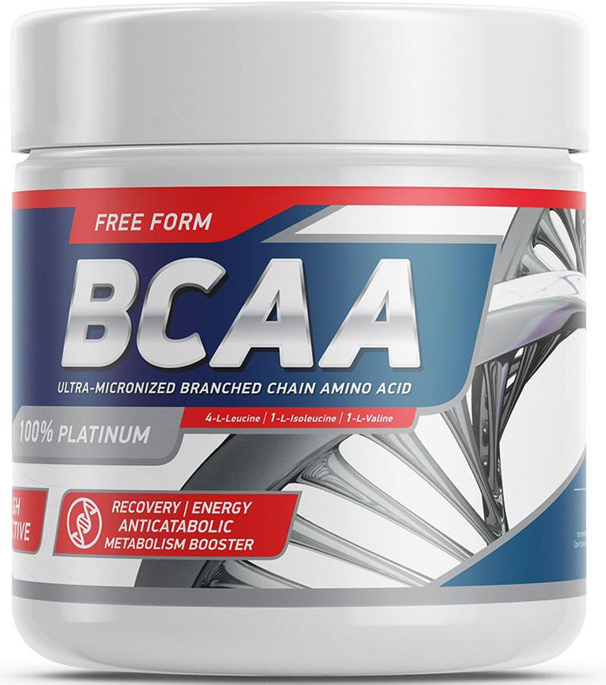 Аминокислоты BCAA Geneticlab BCAA Powder, без вкуса, 200 г athletic nutrition bcaa 300 г